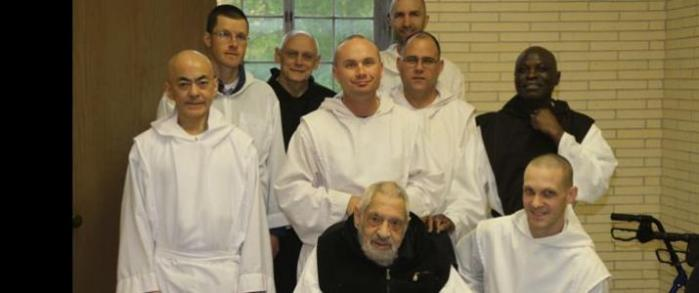 On Becoming a Monk | Monastery of the Holy Spirit